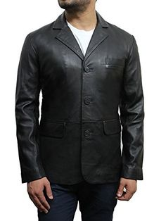 100% Satisfaction Guarantee. Please leave feedback with five star if you are satisfied with your item. Any problems or questions, please contact us via amazon messaging system. We will do our best to solve any problems Returns only accepted for unworn goods returned in original...  More details at https://jackets-lovers.bestselleroutlets.com/mens-jackets-coats/leather-faux-leather/product-review-for-brandslock-mens-italian-lamb-skin-leather-blazer-jacket-genuine-leather-%e2