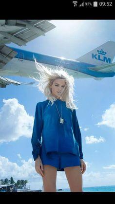 #klmblue #blue #platinum #hair