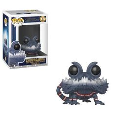 Discover the Crimes of Grindelwald! Dig deeper into the Wizarding World before Harry Potter was born with this Fantastic Beasts 2 Chupacabra Pop! Vinyl Figure Measuring approximately 3 tall, it comes packaged in a window display box. Pop Vinyl Figures, Harry Potter, Fantastic Beasts 2, All Pop, Avengers, Starwars, Galactic Toys, Figurines Funko Pop, Funko Figures