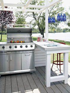 7 best grill station images outdoor kitchens bar grill gardens rh pinterest com