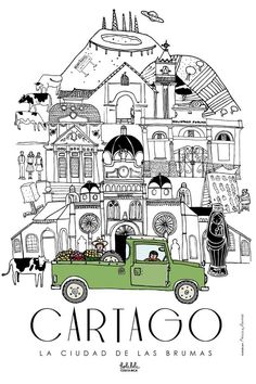 CARTAGO, póster