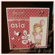Diamanti di Carta: Card per Asia