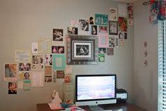 LAR, DOCE LAR ... My Office / Work Space Tour