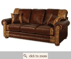 The Stockman Sofa Collection