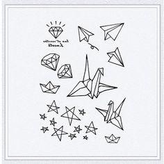 tatuajes minimalistas dibujo - Buscar con Google