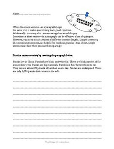 fixing paragraphs with run on sentences worksheets board pinterest. Black Bedroom Furniture Sets. Home Design Ideas