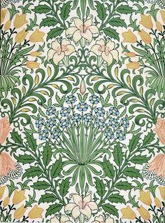 Wallpaper William.Morris