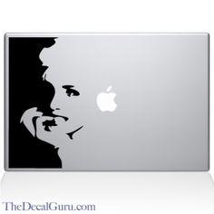 marilyn monroe macbook Decal