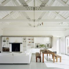 Converting Attic Trusses To Open Ceiling
