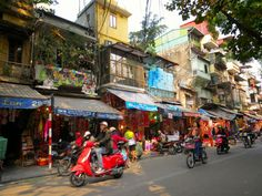 Hanoi: Watching the world go by #Culture #Theme #travel