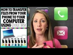 How to Transfer Files from Your Phone to Your Computer Iphone Information, Life Hacks Computer, Phone Codes, Learning Websites, Iphone Hacks, Tech Hacks, About Me Blog, Useful Life Hacks, Google Classroom