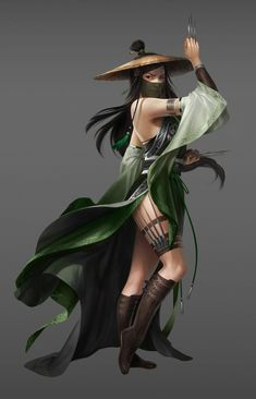 Age Of Wushu Dynasty- -Tangmen by atomhawk.deviantart.com on @DeviantArt