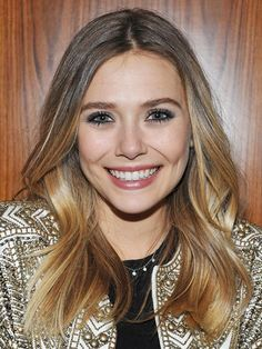 love Elizabeth Olsen, but using this for her hair color Oval Face Shapes, Oval Faces, Hair Day, New Hair, Oval Face Haircuts, Hot Hair Colors, Hair Colour, Blonde Color, Bronde Hair
