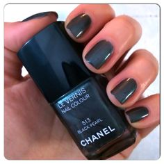 Chanel: Black Pearl