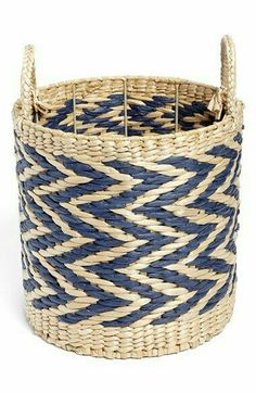 Wicker Baskets, Sisal, Jute, Basket Weaving, Storage Baskets, Home Decor