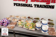 Tomorrow is mid-week meal prep day!  Drop us a photo comment of your meal prep below! For recipes visit our blog and request a FREE info session! Next Nutrition Blast Workshop is on July 9th!