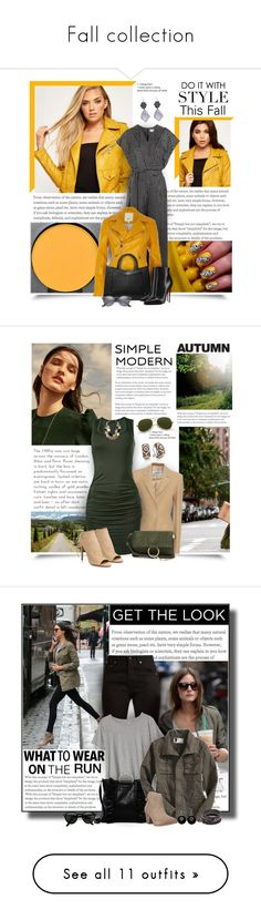 """""""Fall collection"""" by diva1023 ❤ liked on Polyvore featuring MAC Cosmetics, Diane Von Furstenberg, River Island, Sara Battaglia, Emma Chapman, Christian Louboutin, Ray-Ban, Free Country, Venus and Chloé"""