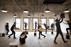 Jonathan Smith  http://www.jonathansmithphotography.com/ - Degree by Patrick Norguet for Kristalia #storage #littletable #bedsit #multifunctional #bedroom #livingroom #design #interiordesign #homedecor
