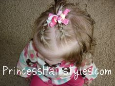 cute little girl hairstyles!!!