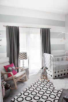 Black and White Nursery Decor . 24 Unique Black and White Nursery Decor . Black and White Nursery Ideas Decor Lovedecor Love Nursery Themes, Nursery Room, Girl Nursery, Kids Bedroom, Baby Room, Nursery Decor, Nursery Ideas, White Nursery, Nursery Neutral