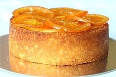 scillian orange cake