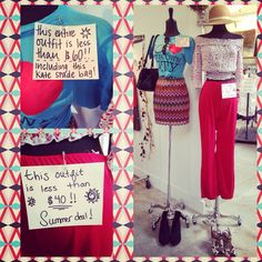 The look for less! Store Mannequins, Kate Spade Bag, Reusable Tote Bags, Outfits, Fashion, Kate Spade Backpack, Moda, Suits, Fashion Styles