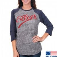 Baseball Raglan T-Shirt