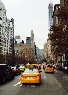 Park Avenue in NYC