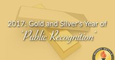 """Public Recognition"" Year of Gold and Silver"