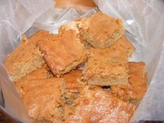 peanut butter brownies   http://bakingmemorieslast.com/2012/05/peanut-butter-brownies/