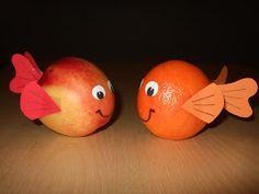 DIY // traktatie: mandarijn visje