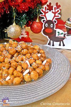 Struffoli di Natale ricetta dolci