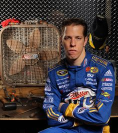 Brad Keselowski-- THE 2012 CHAMP!