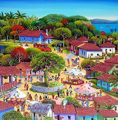 El Salvador ~ Fausto Perez ~ Our Village Festival