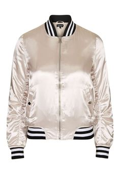 Photo 1 of Sateen MA1 Bomber Jacket