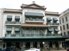 We stayed at The Menger Hotel in San Antonio, TX for our adoption travel group reunion.