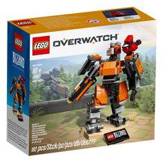 D.VA // DVA Figurine OW Overwatch Blizzard LEGO 75973 Neuf
