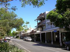 Port Douglas is one of the nicest towns in Australia. A great place for a run along the water!
