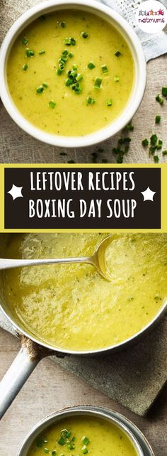 Boxing Day soup, parsnip and veg soup- using up all the leftover veg from yesterday! New Recipes, Soup Recipes, Cooking Recipes, Savoury Recipes, Christmas Recipes, Boxing Day Soup, Christmas Sandwiches, Veg Soup, Xmas Food