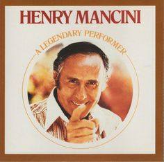 A Legendary Performer by Henry Mancini (CD, May-1992, RCA) #Orchestral