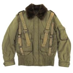ドルチェ&ガッバーナミリタリーブルゾン Military Style Jackets, Military Jacket, Military Archives, Military Fashion, Mens Fashion, Fashion Details, Work Wear, Men Dress, Street Wear