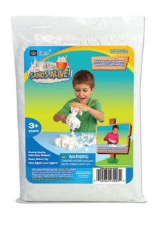 Make sure you have enough Sands Alive for all your summer fun with the kids!