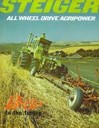 Steiger Tractors