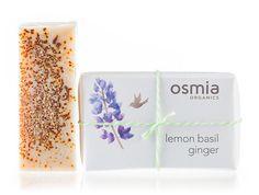 15% off Lemon Basil Ginger Soap while supplies last.