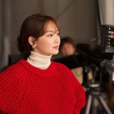 #申敏儿 #新慜娥 #shinmina #shinminah #tomorrowwithyou #신민아 #내일그대와 Fashion News, Fashion Models, Fashion Show, Fashion Design, Female Actresses, Korean Actresses, Editorial Photography, Fashion Photography, Shin Min Ah