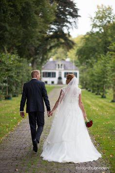 Bruidsreportage frederiksoord