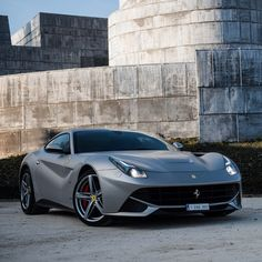 Super Hot Ferrari F12 Berlinetta