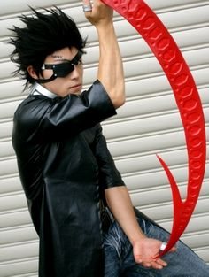 "Senji Kiyomasa, or ""Crow"" - Deadman Wonderland"