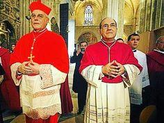 Dos grandes pregoneros que ha tenido la Semana Santa de Daimiel