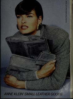 90s Models, Fashion Models, Fashion Designers, Jewelry Ads, Modern Jewelry, Canadian Models, Business Chic, 20th Century Fashion, St Anne